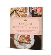 TEA TIME A DOWNTON ABBEY
