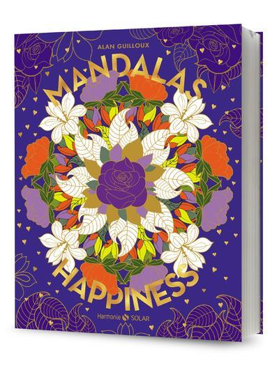 MANDALAS - HAPPINESS