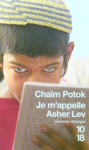 JE M'APPELLE ASHER LEV - VOL01