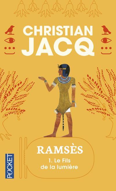 RAMSES - TOME 1 LE FILS DE LA LUMIERE - VOL01