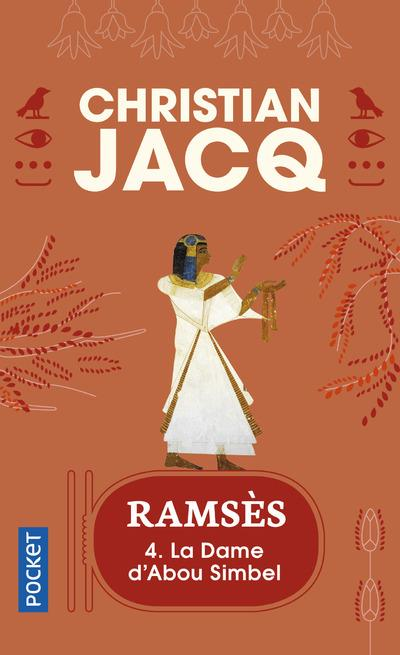 RAMSES - TOME 4 LA DAME D'ABOU SIMBEL - VOL04