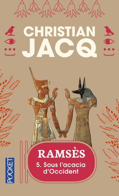 RAMSES - TOME 5 SOUS L'ACACIA D'OCCIDENT - VOL05