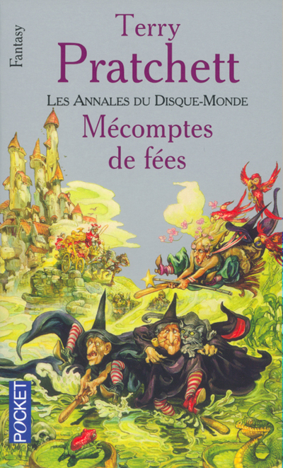 LES ANNALES DU DISQUE-MONDE - TOME 12 MECOMPTES DE FEES - VOL12