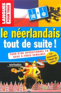 PP8595 COFFRET NEERLANDAIS TOUT DE SUITE  1 LIVRE + 1 CD