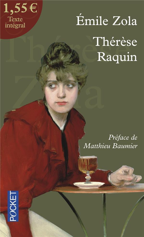 THERESE RAQUIN A 1,55 EUROS