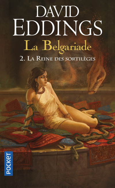 LA BELGARIADE - TOME 2 LA REINE DES SORTILEGES - VOL02