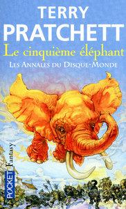 LE CINQUIEME ELEPHANT - TOME 24 - VOL24