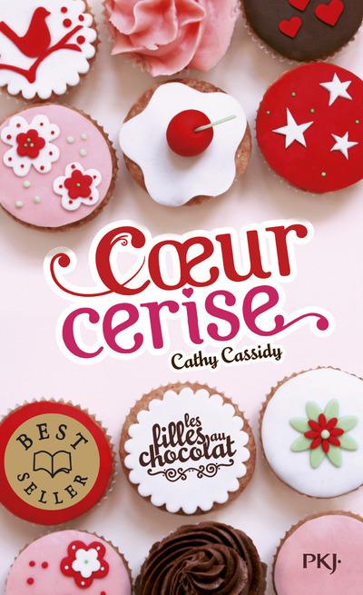 LES FILLES AU CHOCOLAT T1 COEUR CERISE