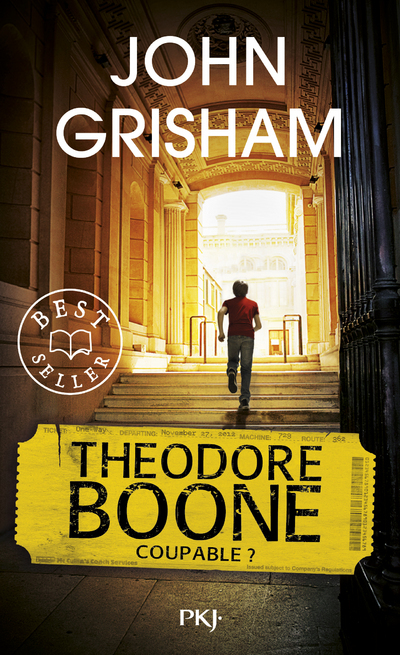 THEODORE BOONE - TOME 3 COUPABLE ? - VOL3