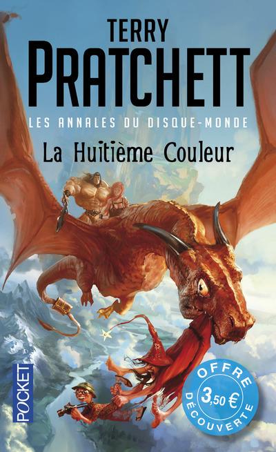 LA HUITIEME COULEUR - TOME 1 -OFFRE DECOUVERTE- - VOL01