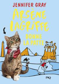 ARSENE LAGRIFFE - TOME 3 DONNE LA PATTE