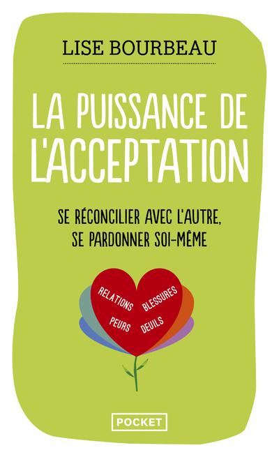 LA PUISSANCE DE L'ACCEPTATION