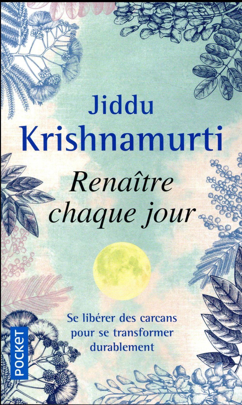 RENAITRE CHAQUE JOUR