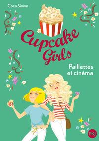 CUPCAKE GIRLS - TOME 19 PAILLETTES ET CINEMA - VOLUME 19