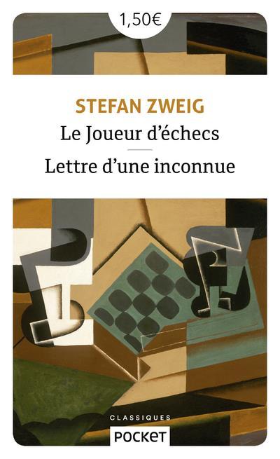 LE JOUEUR D'ECHECS SUIVI DE LETTRE D'UNE INCONNUE