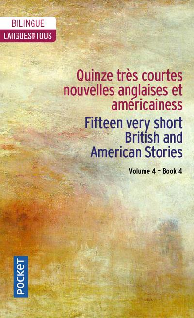 15 english and american very short stories vol. 4 - volume 04