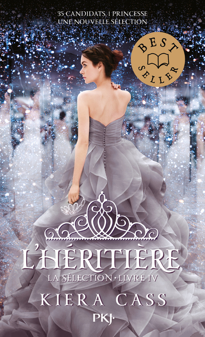 LA SELECTION - TOME 4 L'HERITIERE - VOL04