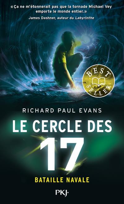 Le cercle des 17 - tome 3 bataille navale - vol03