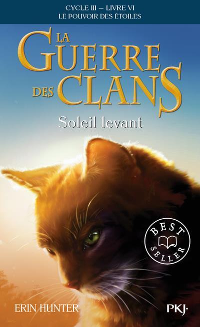 La guerre des clans cycle iii - tome 6 soleil levant - vol06