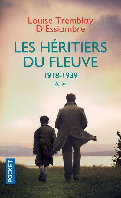 Les heritiers du fleuve - tome 2 1918-1939 - vol02