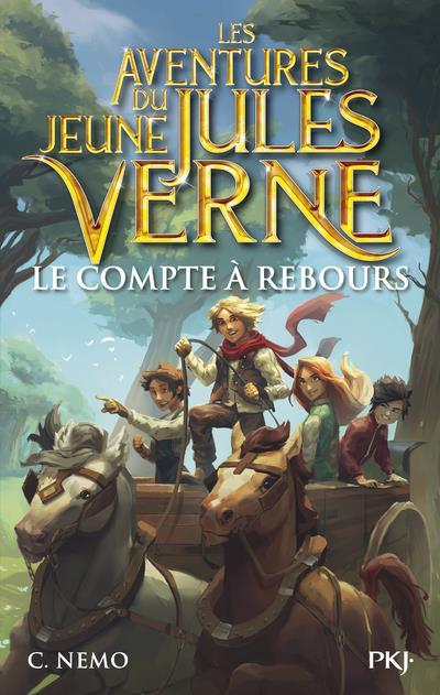 LES AVENTURES DU JEUNE JULES VERNE - TOME 7 LE COMPTE A REBOURS - VOL07