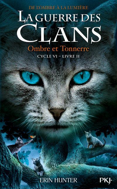 LA GUERRE DES CLANS, CYCLE VI - TOME 2 OMBRE ET TONNERRE - VOL32