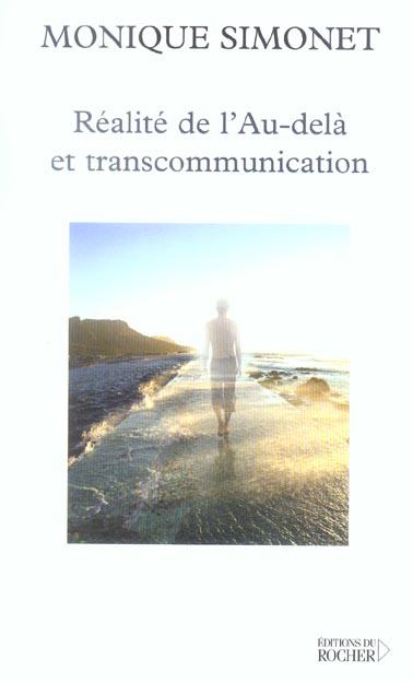REALITE DE L'AU-DELA ET TRANSCOMMUNICATION