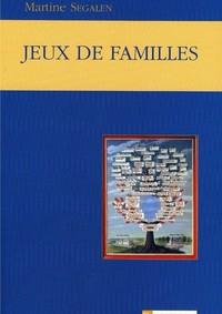 JEUX DE FAMILLES