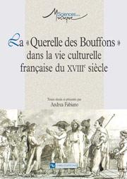 """LA """"QUERELLE DES BOUFFONS """""""