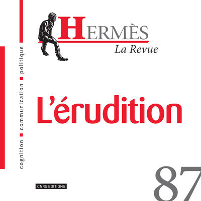 HERMES 87 - L'ERUDITION - VOL87