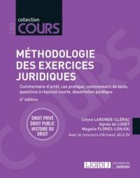 METHODOLOGIE DES EXERCICES JURIDIQUES 4EME EDITION