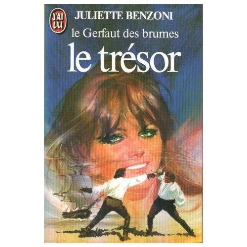 GERFAUT DES BRUMES T3  - LE TRESOR (LE)