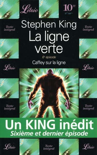LIGNE VERTE - CAFFEY SUR LA LIGNE  T6 (LA)
