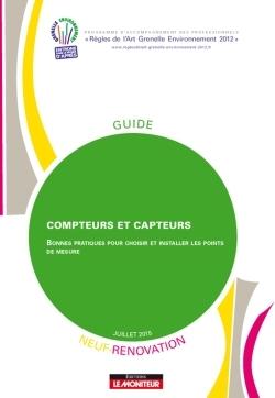 COMPTEURS ET CAPTEURS - NEUF ET RENOVATION - BONNES PRATIQUES POUR CHOISIR ET INSTALLER LES POINTS D