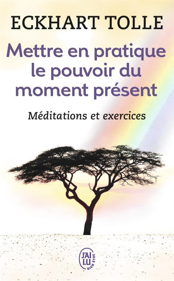 METTRE EN PRATIQUE LE POUVOIR DU MOMENT PRESENT - ENSEIGNEMENTS ESSENTIELS, MEDITATIONS ET EXERCICES