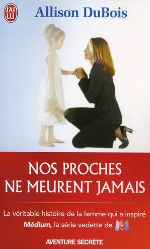 NOS PROCHES NE MEURENT JAMAIS