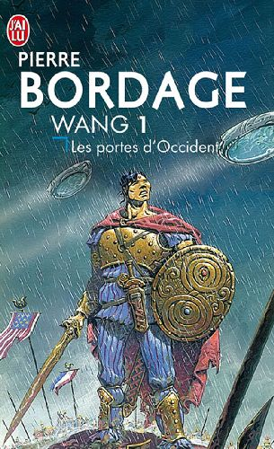 WANG  T1 - LES PORTES D'OCCIDENT - - PRIX TOUR EIFFEL DE SCIENCE FICTION