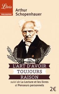 L'ART D'AVOIR TOUJOURS RAISON