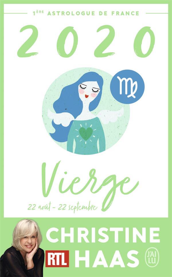 VIERGE 2020 - DU 22 AOUT AU 22 SEPTEMBRE