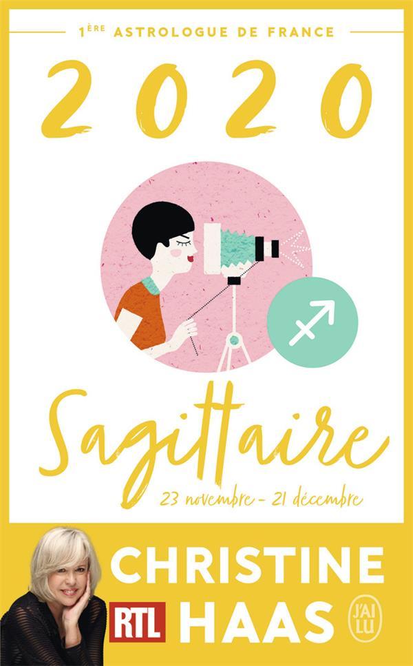 SAGITTAIRE 2020 - DU 23 NOVEMBRE AU 21 DECEMBRE