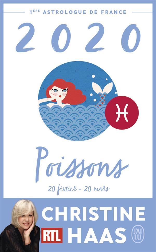 POISSONS 2020 - DU 20 FEVRIER AU 20 MARS