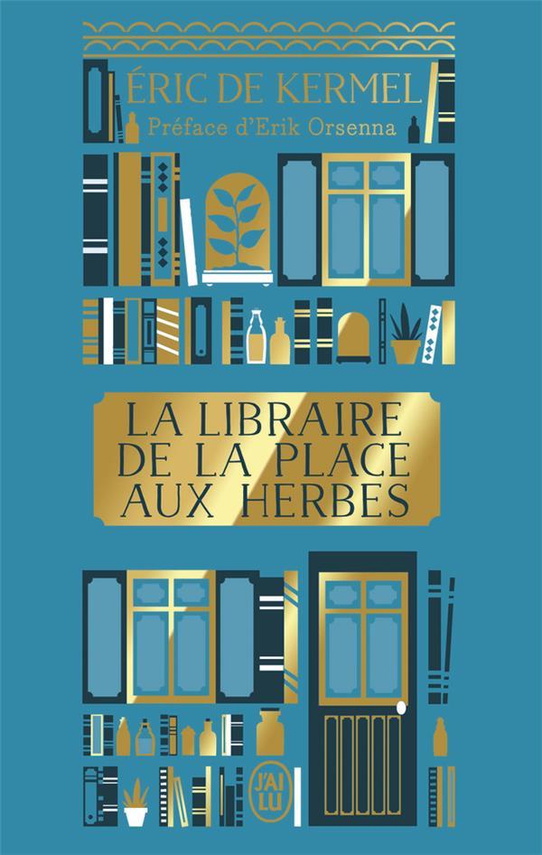 LA LIBRAIRE DE LA PLACE AUX HERBES - EDITION COLLECTOR