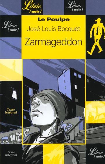 POULPE - ZARMAGGEDON (LE)