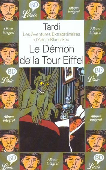 ADELE BLANC SEC - LE DEMON DE LA TOUR EIFFEL
