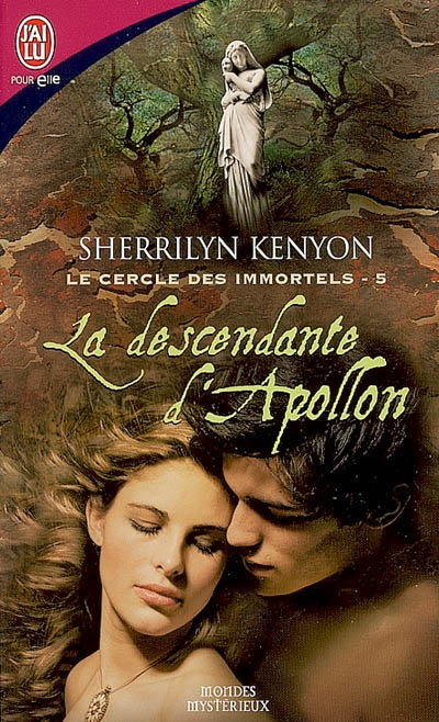 KISS OF THE NIGHT 5 LE CERCLE DES IMMORTELS