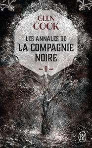 LES ANNALES DE LA COMPAGNIE NOIRE - T06 - LA POINTE D'ARGENT