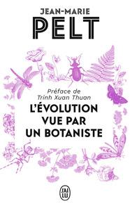 L'EVOLUTION VUE PAR UN BOTANISTE