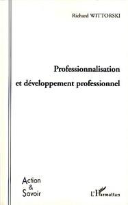 Professionnalisation et développement professionnel