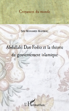 ABDULLAHI DAN FODIO ET LA THEORIE DU GOUVERNEMENT ISLAMIQUE