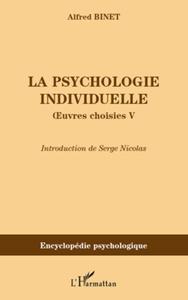 La psychologie individuelle
